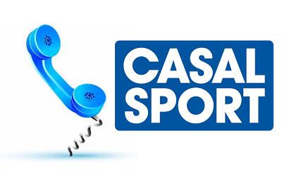 Contacter casal Sport par téléphone