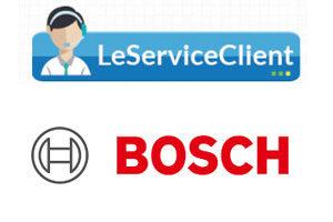 Contacter le service après -vente Bosch