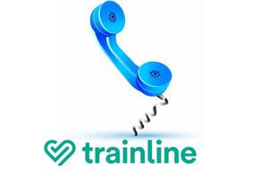 Contacter trainline par telephone