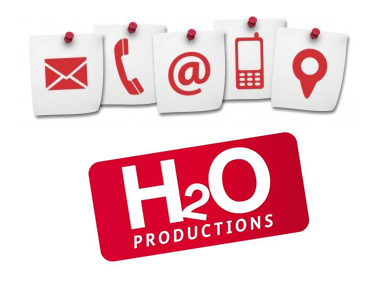 contacter H2O Production