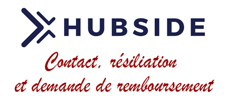contacter le service client Hbside, résilier mon contrat et demander un remboursement.