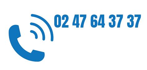 numero telephone prefecture tours