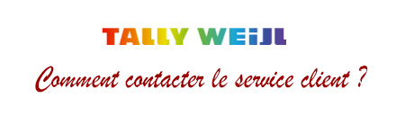 Comment contacter le service client TALLY WEiJL ?