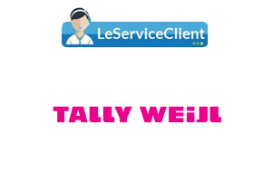 TALLY WEiJL service client (contact par téléphone, mail et adresse).