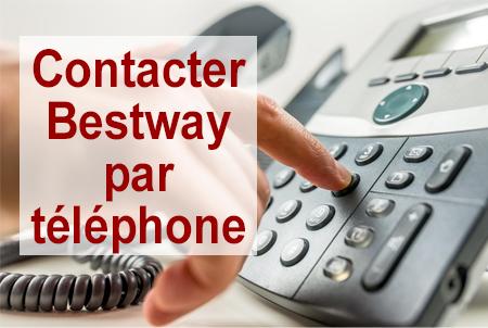 Numéro de téléphone Bestway France.