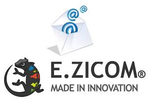 Contact e zicom par mail