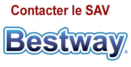 Comment contacter le SAV Bestway ?