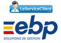 Contact service client EBP