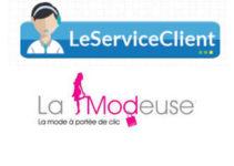 La Modeuse service client