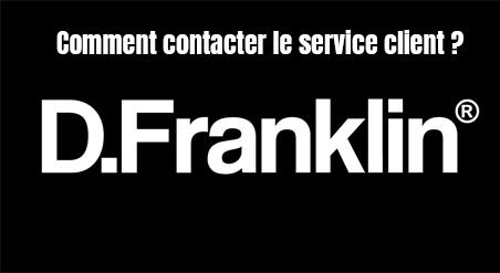 contacter service client d franklin