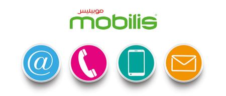 Contacter Mobilis Service client