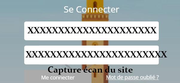 Redal connexion