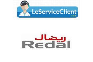 Contact service client Redal