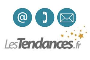 Contact service client LesTendances