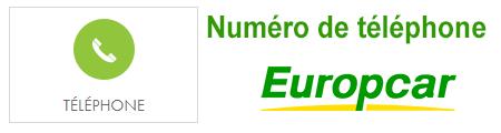 Service client Europcar : Contact par téléphone gratuit et non surtaxé