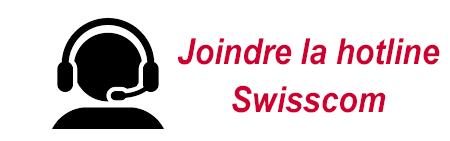 Joindre le service client Swisscom par téléphone gratuit et non surtaxé.