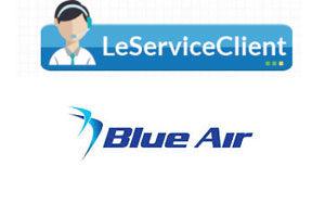 Blue Air Romania contact