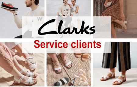 Clarks contacts : Joindre le service client par téléphone, mail et adresse
