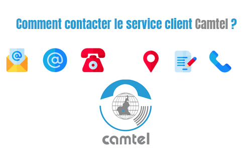 contacter service client camtel