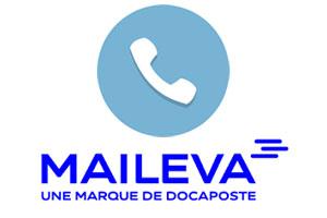 Contact service client Maileva par téléphone