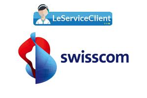 Le service client Swisscom contact.