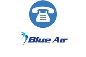 Contacter Blue Air par téléphone