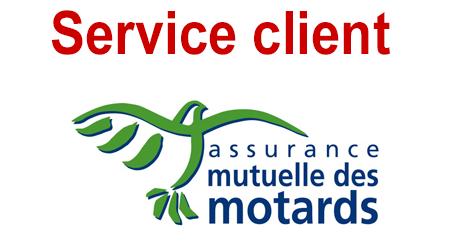 Contacter le service client Mutuelle des Motards