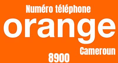 orange cameroun numero telephone