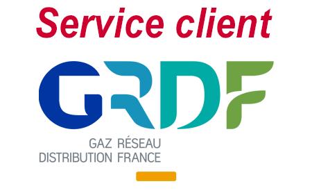 comment contacter le service client GRDF ?