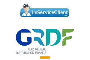 Entrer en contact avec le service client GRDF