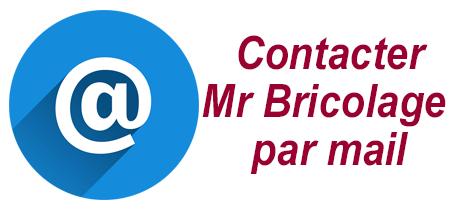 contacter le service client Mr Bricolage par mail.